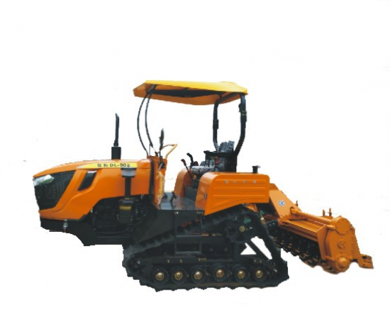 益拖DL-752/902拖拉机